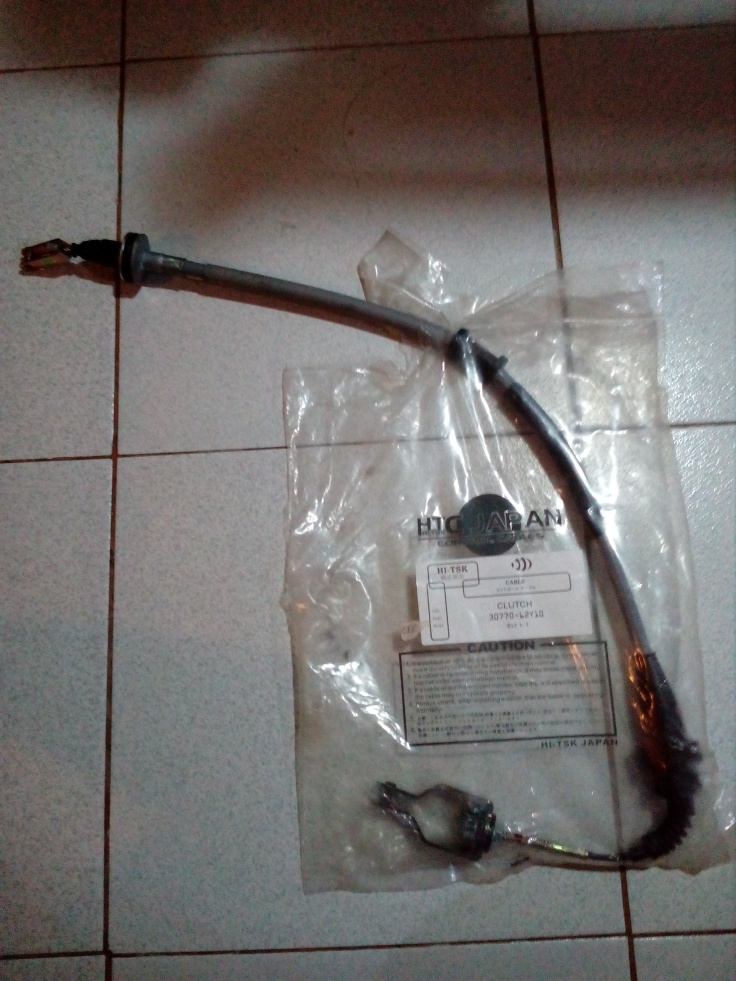 nissan sentra clutch cable